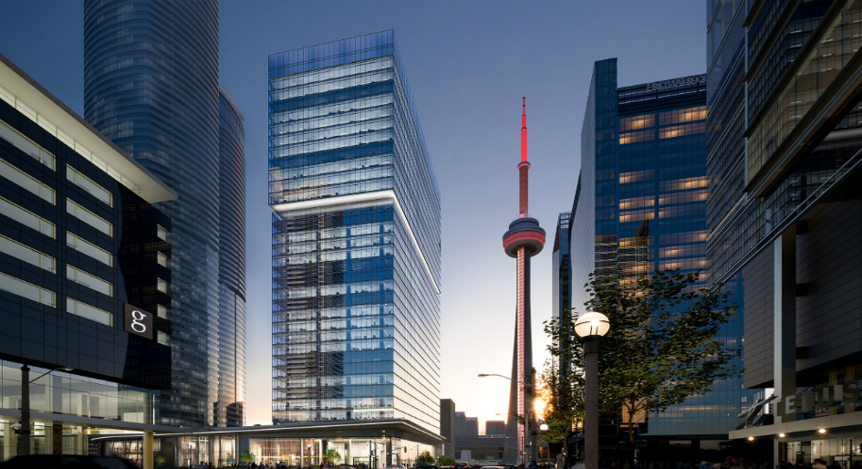 Toronto office tower