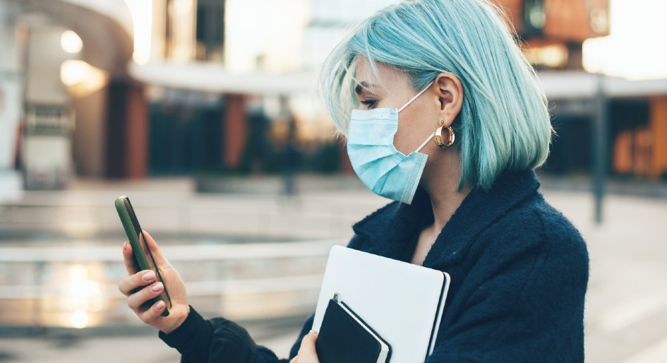 Risk assessment tool for the pandemic's late stages