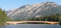 Bow River Pedestrian Bridge