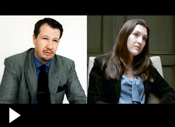 Ben Myers & Janice Cracknell