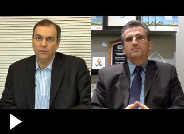 Benjamin Tal & Ted Tsiakopoulos