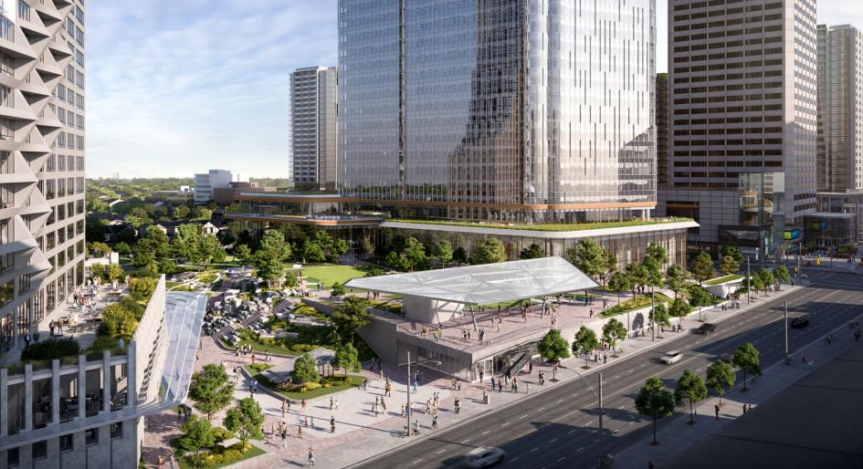 redevelopment proposed for midtown Toronto landmark