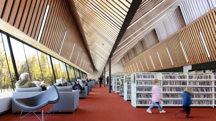 Capilano Library community