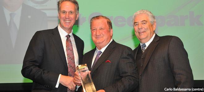 Greenpark Ceo Carlo Baldassarra Receives Bild Achievement