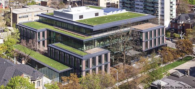 New ETFO office in Toronto