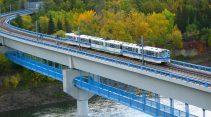 Edmonton LRT capital