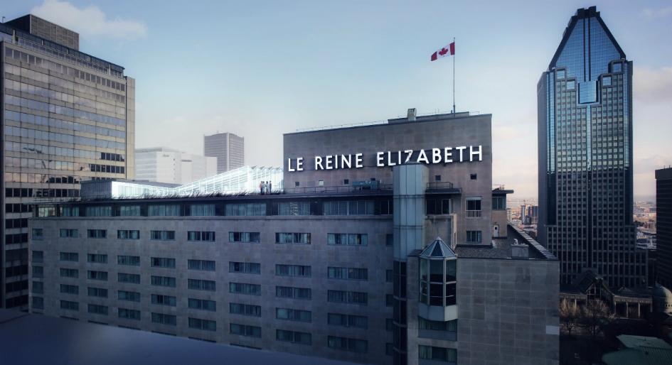Queen Elizabeth Hotel Montreal