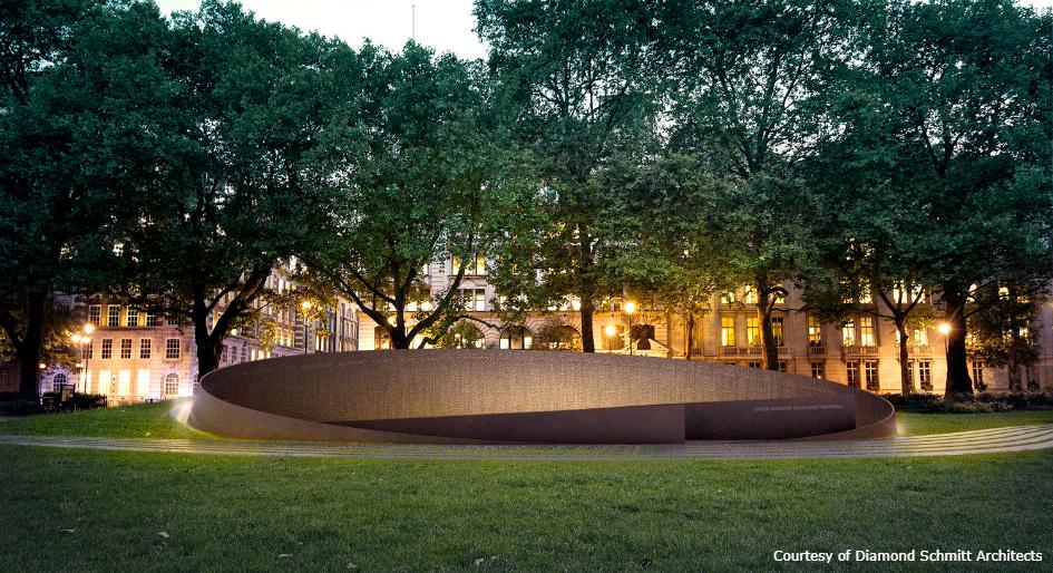 Diamond Schmitt Holocaust Memorial