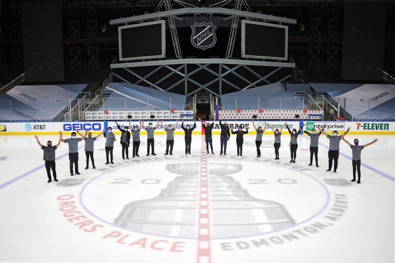 NHL bubble