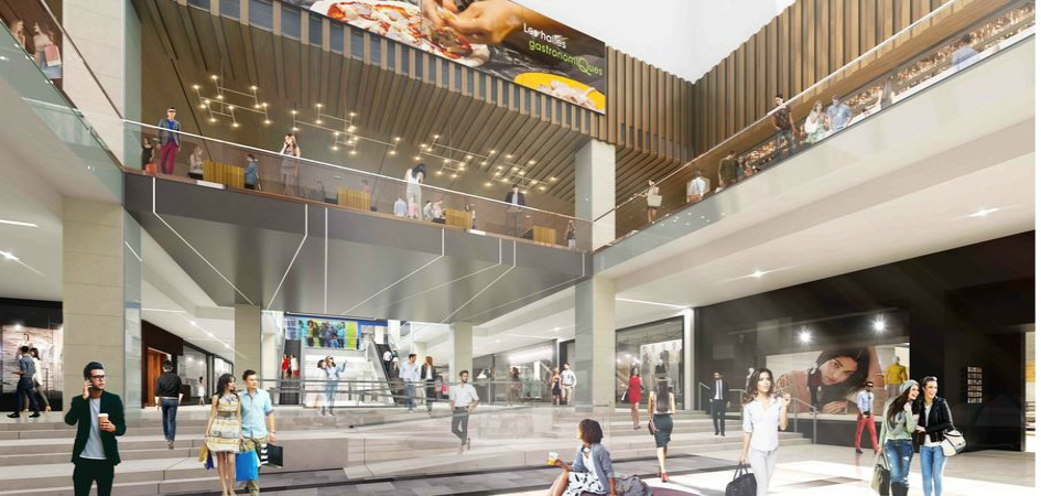 Plans To Redevelop Montreal Eaton Centre With 200 Mil
