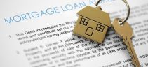 Mortgage loan papers housing markets