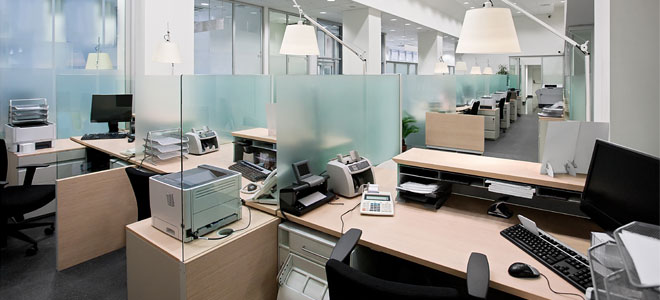 Shrinking Workplace Space Requirements