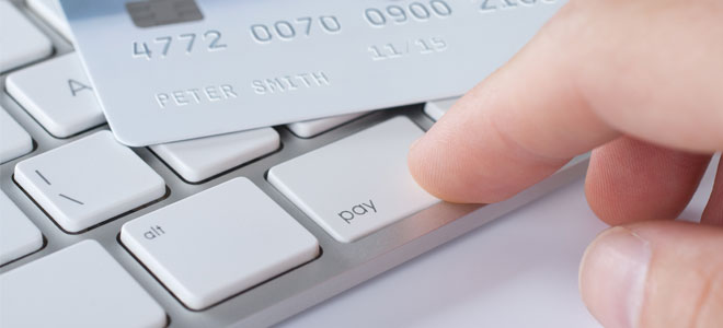 electronic payment process