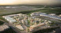 Oslo airport campus