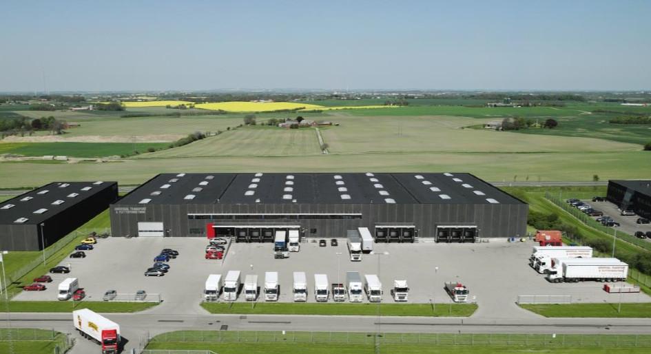 Oxford bolsters European logistics holdings