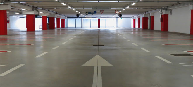 Preventing Structural Damage In Parking Lots
