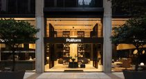 Poliform showroom