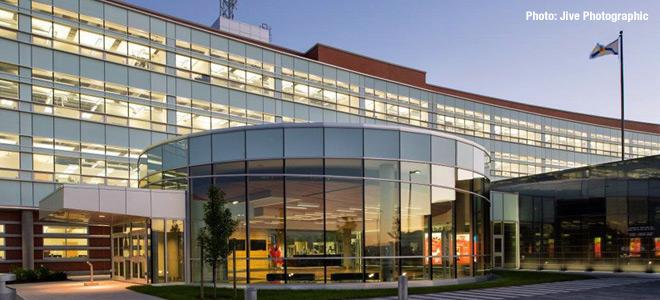 The RCMP's new Nova Scotia headquarters