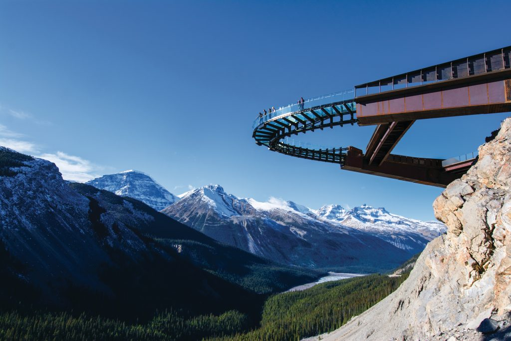 Glacier Skywalk - Panorama