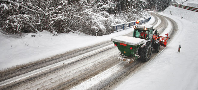 Road Salt Usage Causing Problems In Ontario