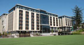 SFU residence halls