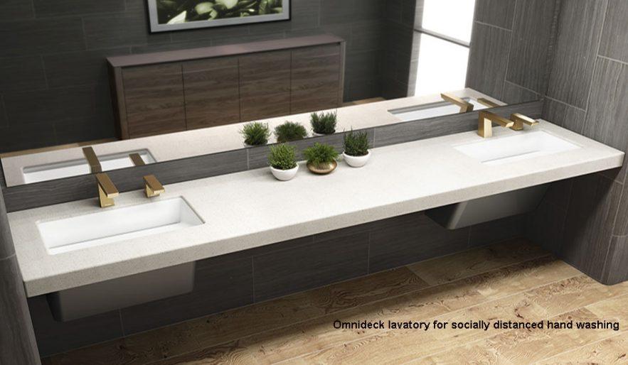 pandemic restroom design