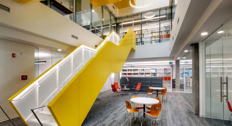 Stantec office is Manitoba\'s 100th LEED certified project