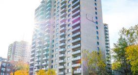 Montreal apartment - Le Hill-Parkl