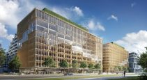 mass timber office