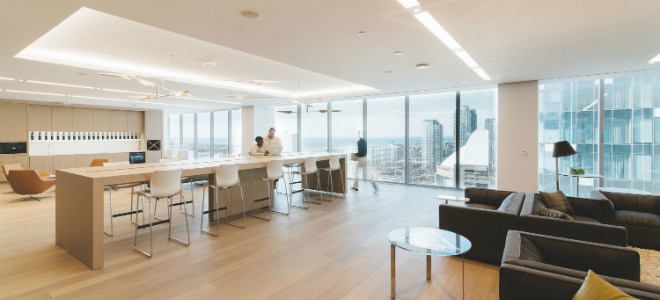 teknion opens new toronto collaboration hub