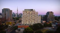 The Waverley Toronto rental community
