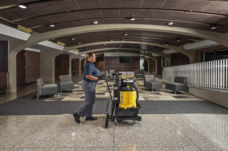 floor and carpet care