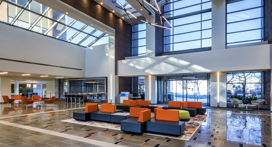 Toronto airport office node