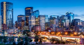 Calgary office vacancies ease marginally