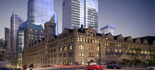 Cadillac Fairview planning new Montreal district