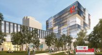York University Markham funding