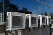 HVAC air conveyance systems