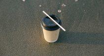 single-use coffee cups