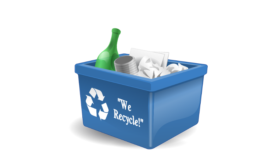 blue box program recycling