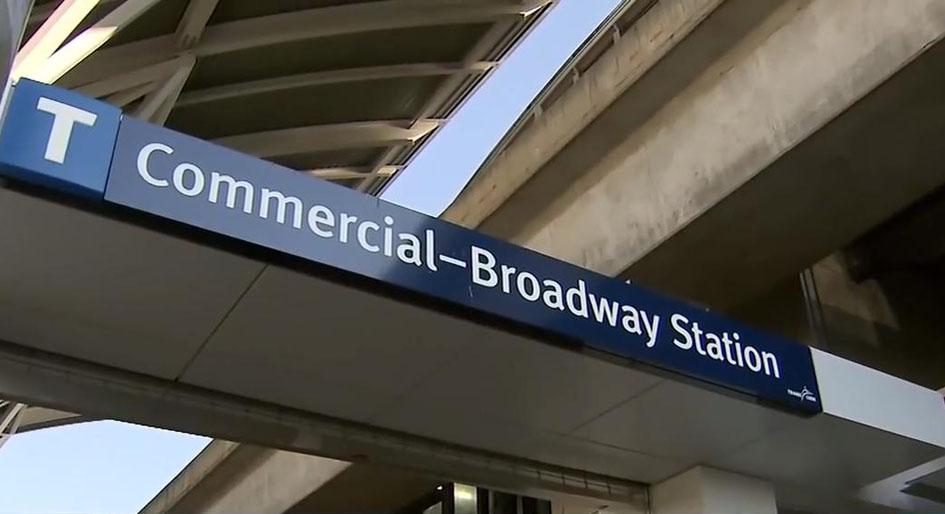 team broadway subway