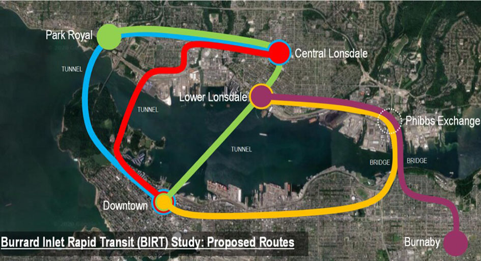 rapid transit study