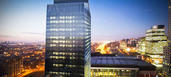 Construction Begins At Montreal S Deloitte Tower