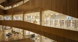 AIA Calgary library