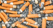 cigarette litter prevention