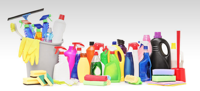 Cleaning Chemicals Create Post Flood Hazards