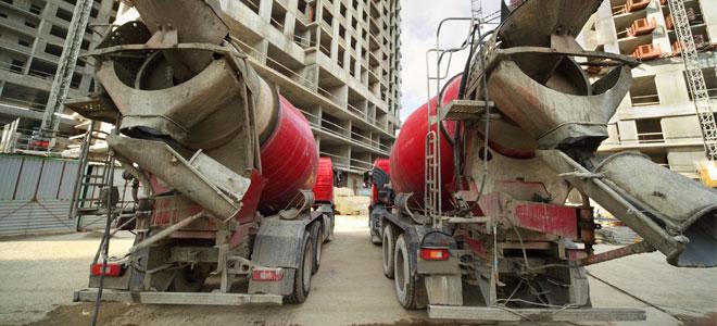 concrete spending