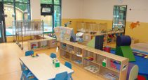 child care rooms