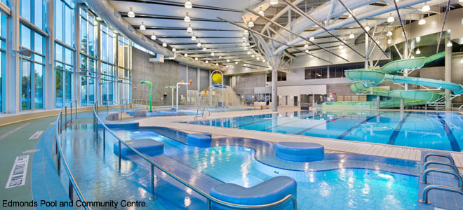Vrca silver awards of excellence winners for Community swimming pool grants