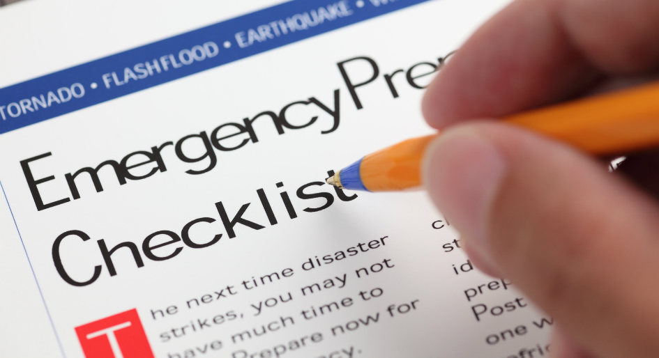 emergency prepardeness