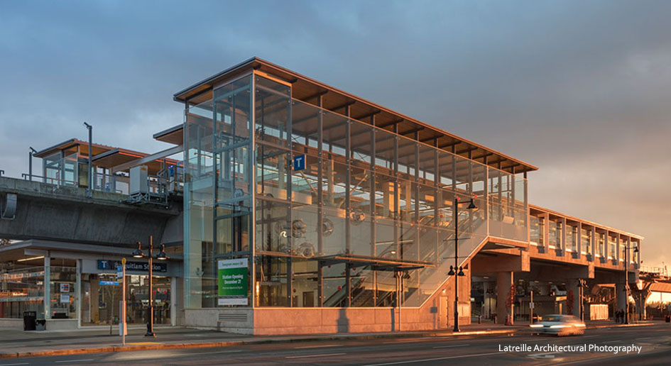 Perkins Will Celebrates Evergreen Line Opening Remi Network